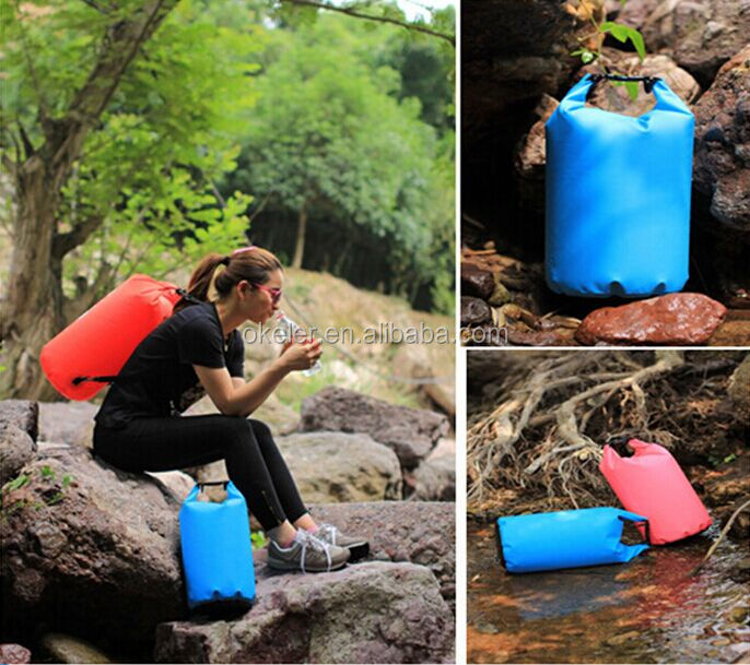 Customized logo Ripstop Waterproof Dry Bag wholesale