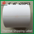 Premium thermal labels zebra printer shipping