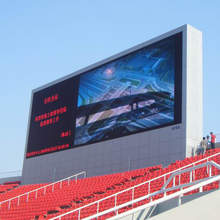 P16 led screen stadium,stadium clock led display for sport events