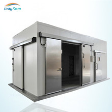 Prefabricated PU Panels Cold Storage Room/Refrigerator Freezer
