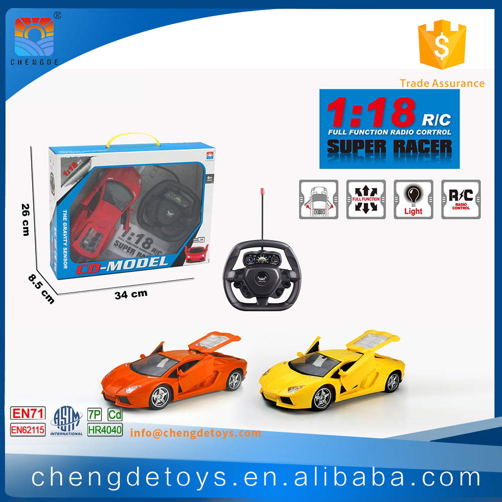 5CH 1:18 2 Stroke RC Cars For Kids Japanese Used RC Electric Cars For Sale With Open Door