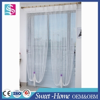 European style spaghetti string curtains for doorways divider