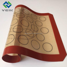 Custom printing silicone baking mat with private label