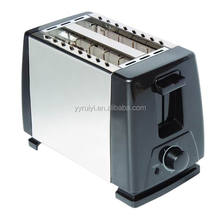 2 SLICE COOL TOUCH STAINLESS STEEL MINI ELECTRIC TOASTER