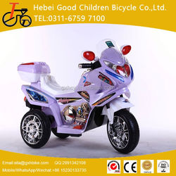 China Supplier Wholesale Ride On electric motorcycle for kids/4 seater kids electric car