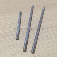 stainless steel hollow threaded rod passivated