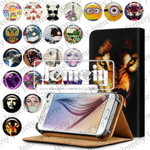 "Jemeiy Original Leather Phone Case Universal 4"" For All Android 4inch phone Smartphone Wallet Book Flip Folio Magnetic Cover Bag"