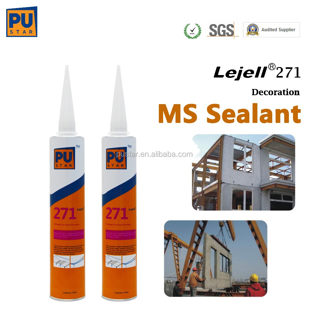 MS polymer sealant for construction