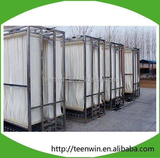 Domestic Wastewater Treatment Plant Equipment System