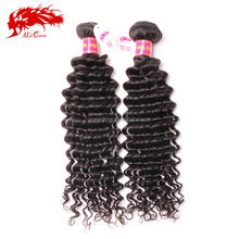 top quality wholesale virgin curly 100% indian bulk extensions afro kinky human hair