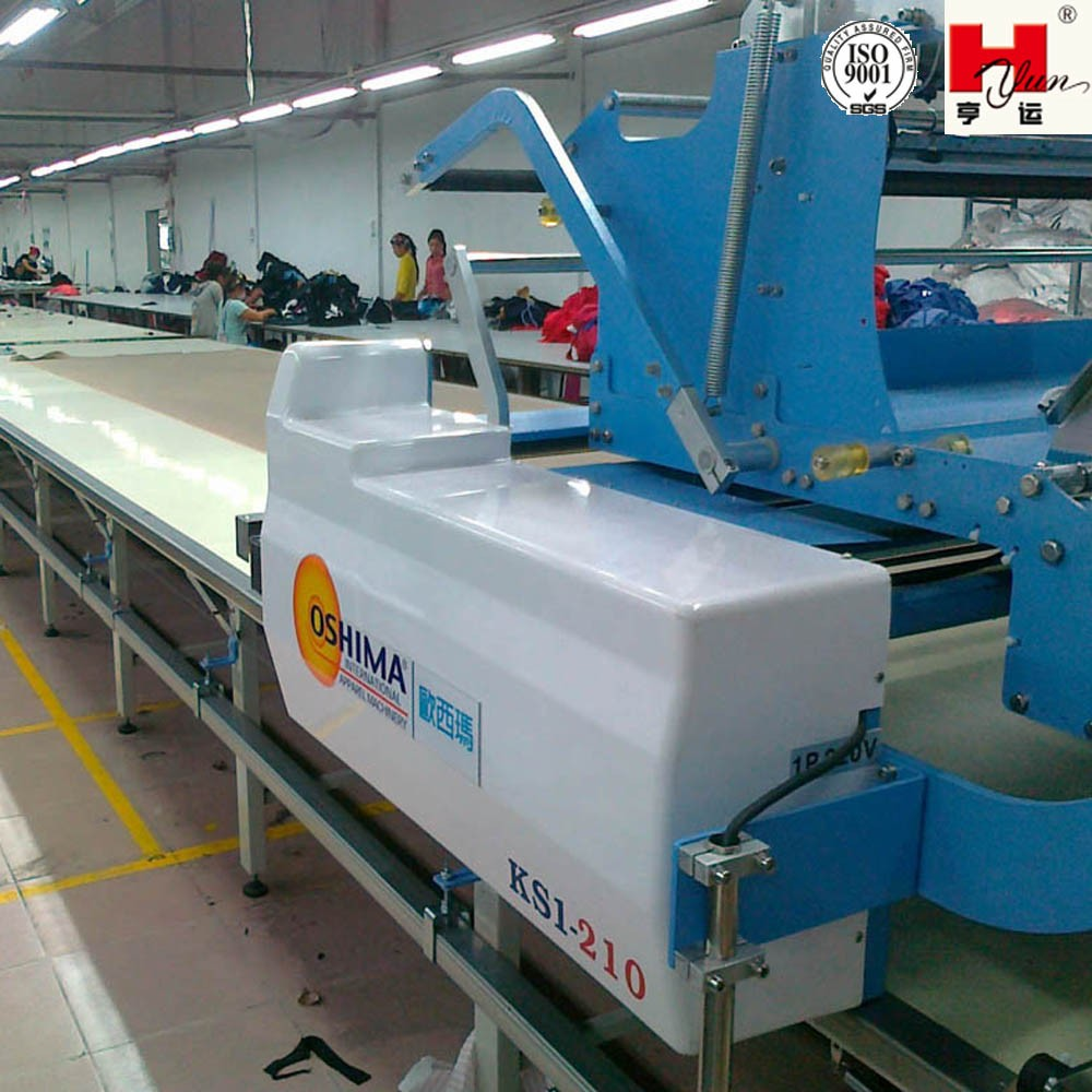 Customise Used Spreading Machine Cutting Table for Garments