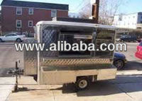 Mobile Food Cart Online Shopping Mall & Auction Site