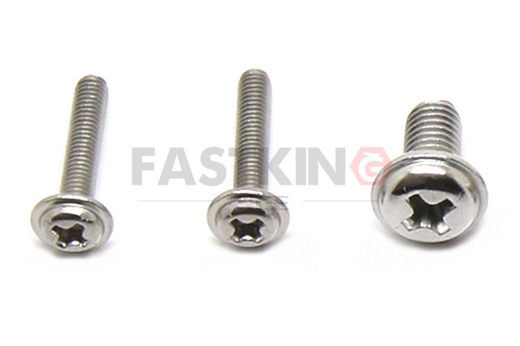 Made in china fastener din 967 machine meson screw