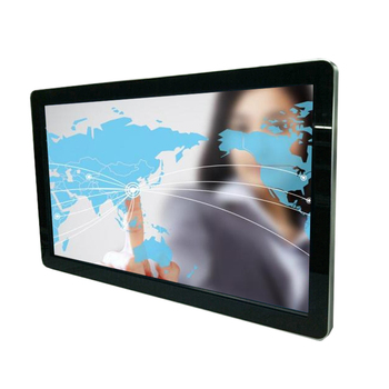 43 inch lcd Monitor advertising player