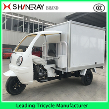 Made in China Hot Sale 150CC 200CC 250CC or 300CC Cargo Tricycle With Closed Cargo Box