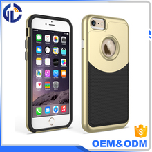 new products 2017 hard pc material phone case for iphone 7 case 360