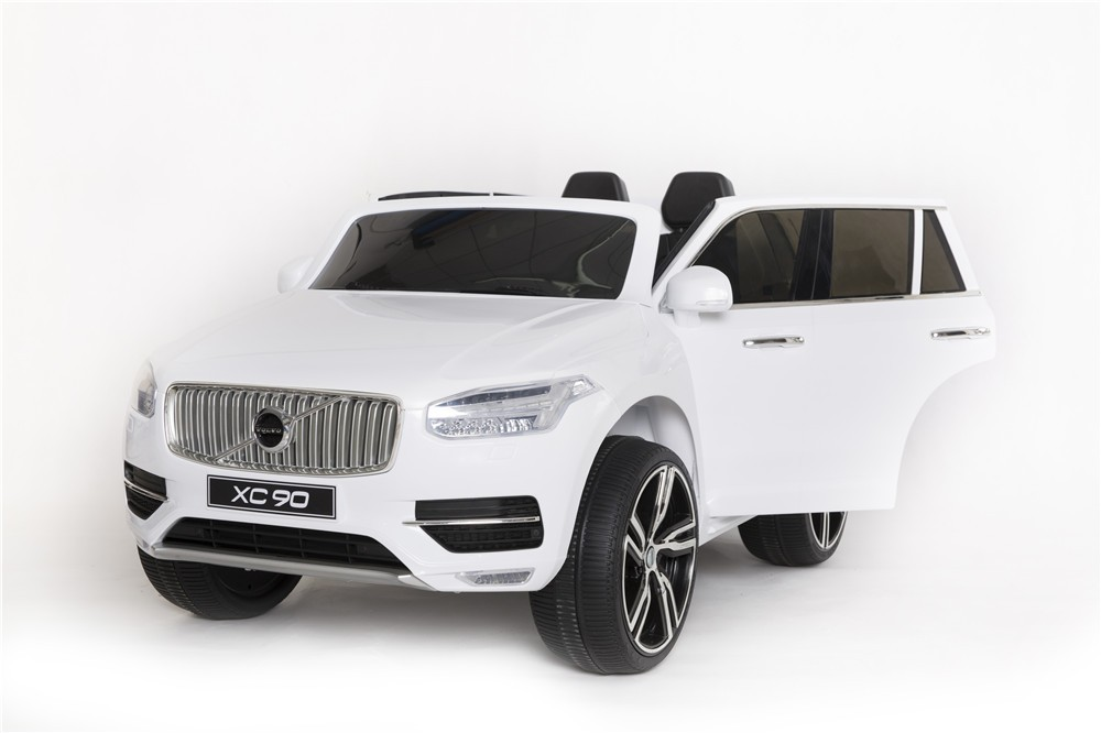 volvo license xc90 electric ride on cars for kids rc with carry handle leather seat buy ride. Black Bedroom Furniture Sets. Home Design Ideas