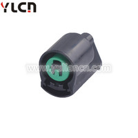 Female 1 hole KUM and KET car plug Waterproof electrical Auto connector for wire harness