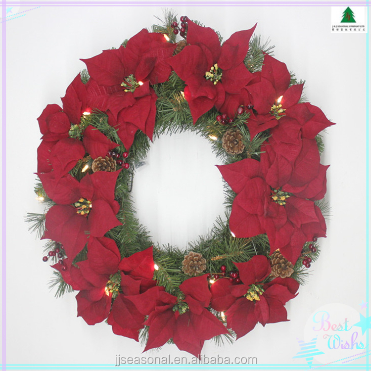 wholesale artificial christmas garland