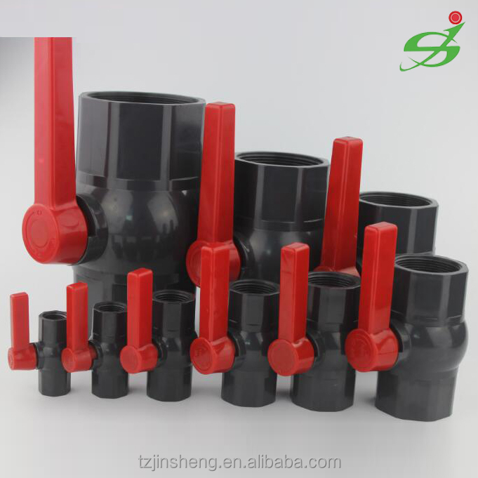 PVC Ball Valve China/UPVC Ball Vlave
