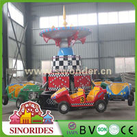 Play equipment bounce car amusement park attractions for children,amusement park attractions for children