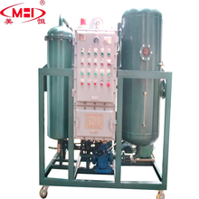 TL Steam Turbine Oil Appropriative Oil Purifier used waste engine oil recycling