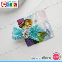 Frozen alsa anna fancy hair clips