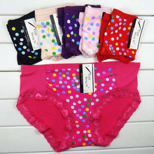 Chinese fashion milk fiber panty Women Sex Panties High Waist Wholesale
