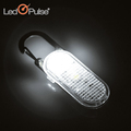 Environmental Custom Promotional Gift Led Pulse 3 In 1 Safety Key Lights Led Keychain