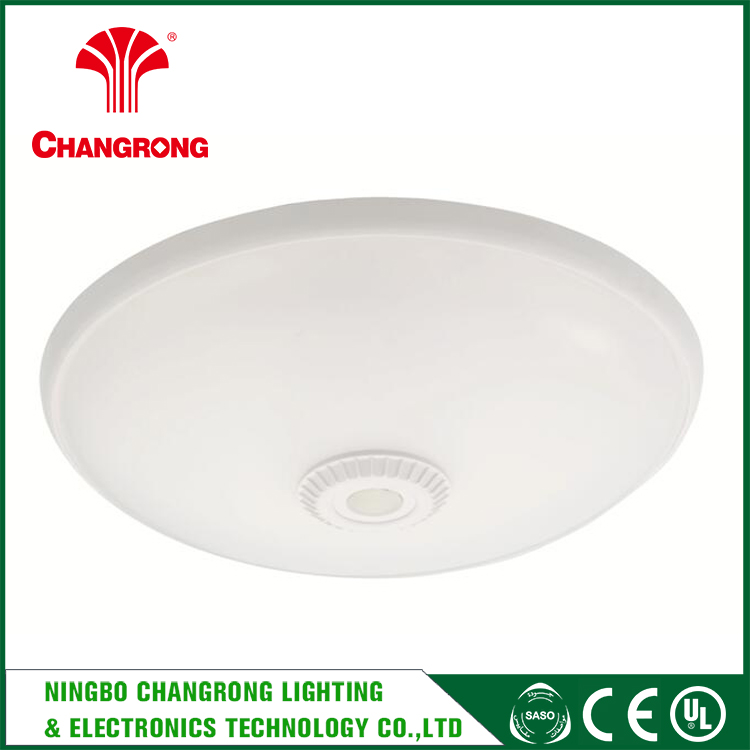 Plastic, ABS Material Led Outdoor Motion Sensor Light