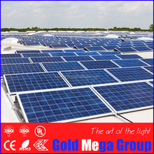 40W 80W 120W 160W 200W Poly Crystalline Photovoltaic Module Solar Panel for home solar system
