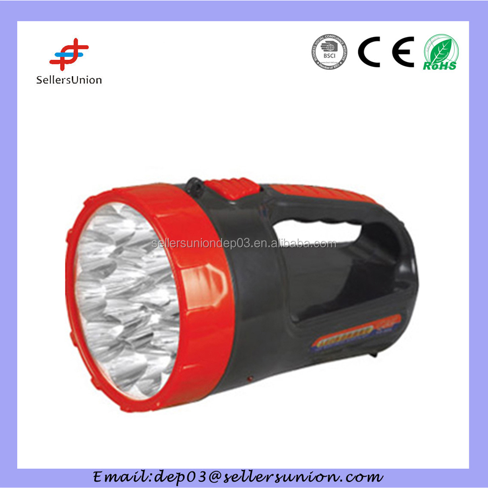 YD-888 15+6LED Long Range Rechargeable Torch