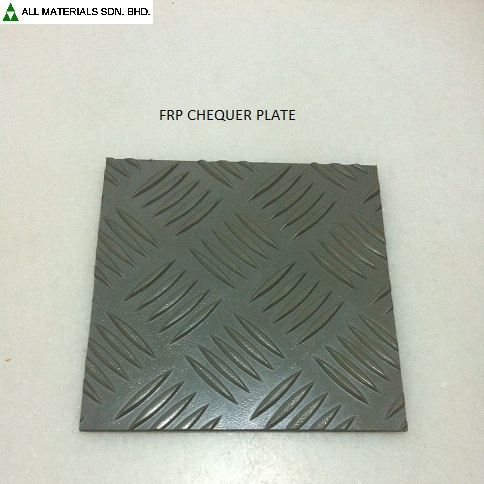 FRP Chequer Plate
