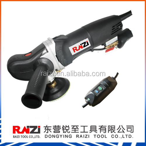 Raizi 900W Variable Spee Wet Stone Polisher for Granite