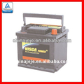 Professionally Manufacturing And Exporting High Quality JIS Standard 12V Dry Charged Lead Acid Car Battery for MF54434 12V44AH