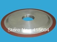 125x32x5x5mm profile grinding wheel,carbide tipped grinding wheels,resinoid grinding wheel.Resin bond,150grid,dish type