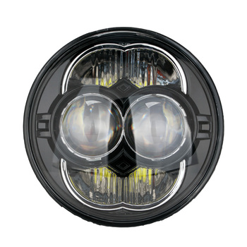 Emark motorcycle 5 inch round sealed beam headlight