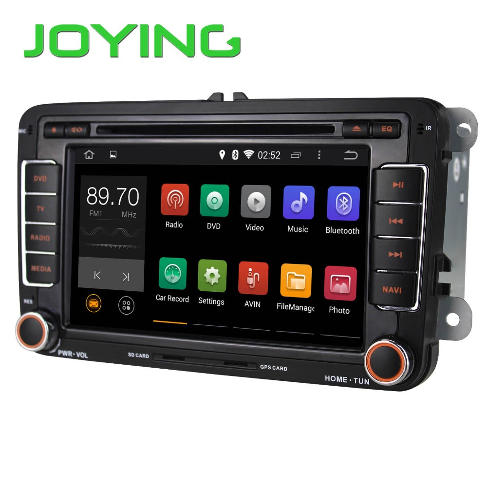 2016 New Product Cheapest Car CD P DVD Player audio vedio stereo With MP3 GPS Bluetooth For universal VW