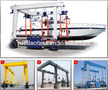 300 ton travel mobile boat lift gantry crane for sale