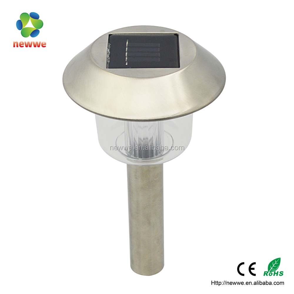 Waterproof led solar outdoor garden lighting
