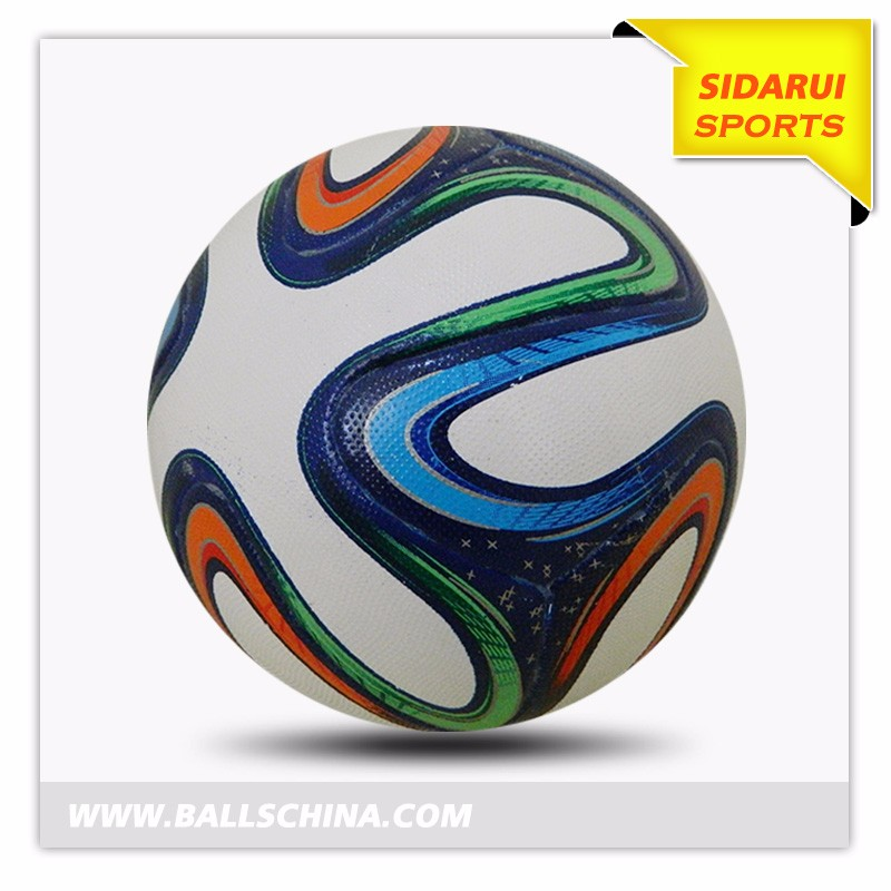 customized pakistan cheap pvc football