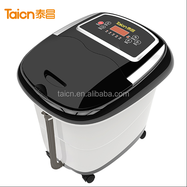 water heated electric foot massage machine tc-2057