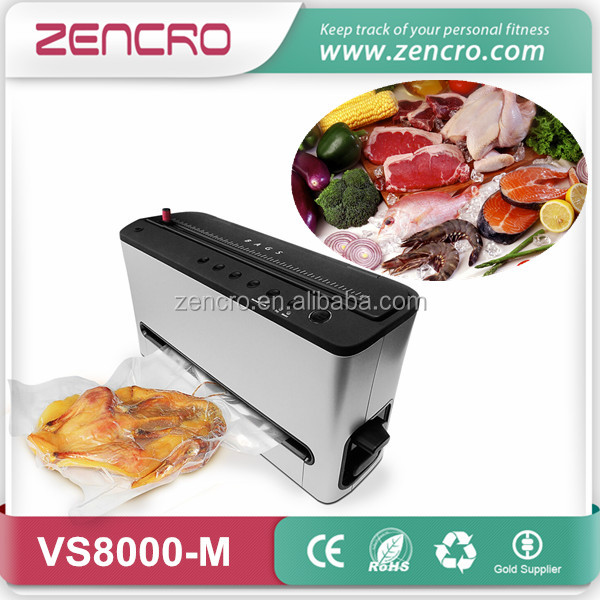 Table Type Electronic 220V Vacuum Packaging Machine Portable Handy Vacuum Sealer