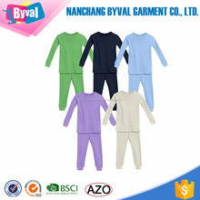 Boys and Girls Pyjama Set Long Sleeve T Shirts and Pants Organic Cotton Kids Thermal Pajama Wholesale Alibaba Online Shopping