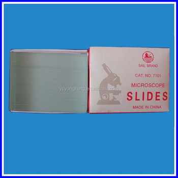 7101 Microscope slides