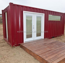Shiping prefabricated container house prefab container homes
