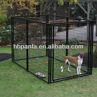"Dog Kennel /Mesh size Welded 2"" x4"" opening"