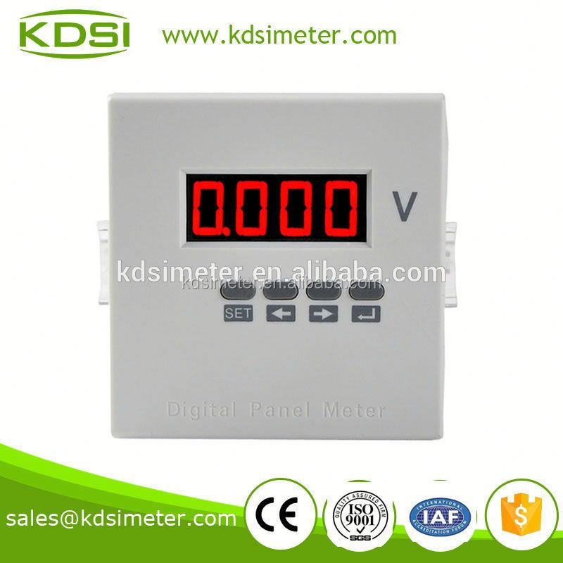 High quality professional BE-96 digital meter ac digital voltmeter