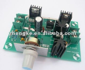 High Voltage Dc Motor Speed Controller Buy High Voltage