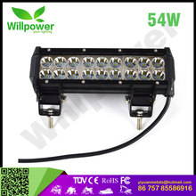 High power double rows CRE E factory price 4x4 car off road 120w led light bar